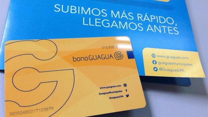 El nuevo bono-guagua. (EUROPA PRESS)