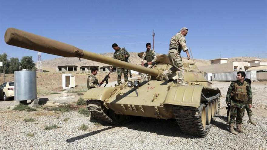 El primer ministro iraquí da comienzo a la operación para liberar Mosul del EI