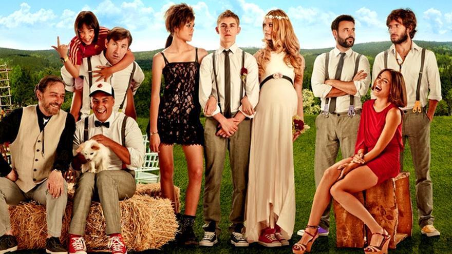 'Algo que celebrar', la nueva serie de Antena 3 sobre una gran familia