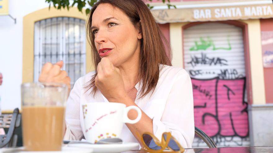 Lina Gálvez   Foto: Luis Serrano
