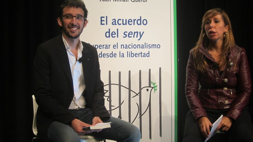 """Camacho pide a Mas que tras el 9N rompa con ERC y ofrezca diálogo """"sin chantajes"""""""