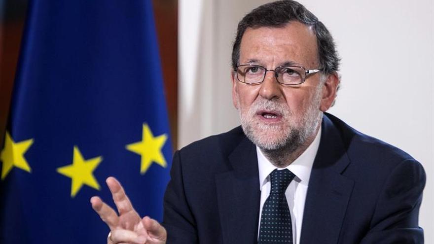 Rajoy recuerda a Miguel Ángel Blanco como símbolo de libertad y democracia