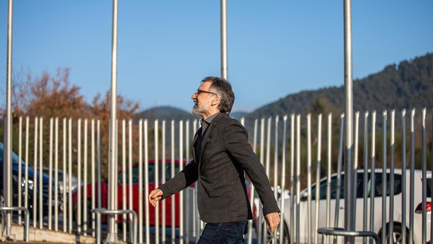 "Òmnium acusa a la Fiscalía de querer ""reeducar"" la ideología de Cuixart"