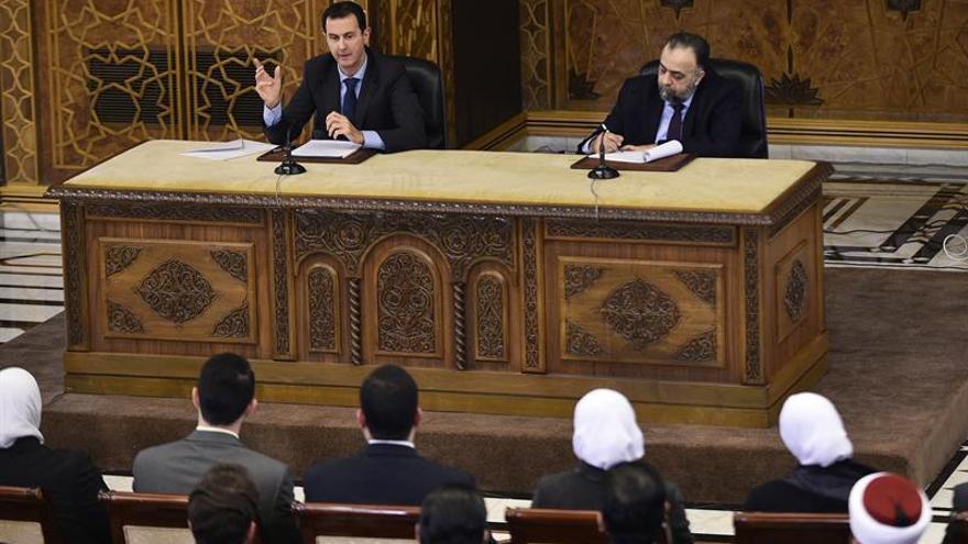 """Asad: La guerra durará por el apoyo de varios países a """"los terroristas"""""""
