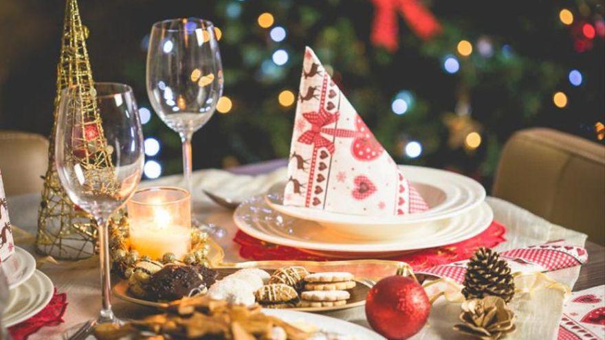Así deberán ser las cenas navideñas con las medidas frente a la COVID-19