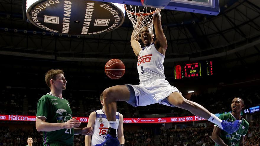 El Real Madrid espera volver a coronarse como el rey del baloncesto español.