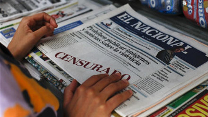 Medios de prensa de Venezuela