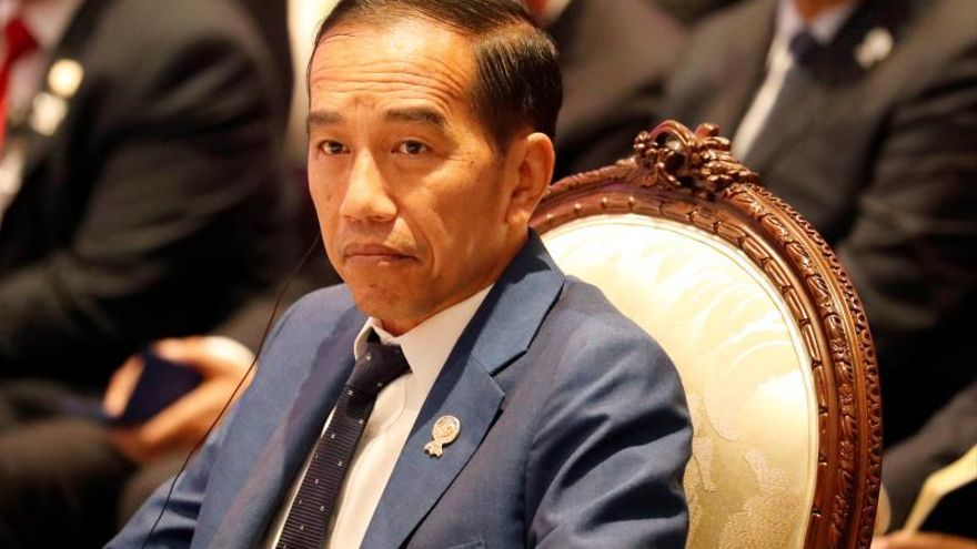 El presidente indonesio quiere vehículos eléctricos y autónomos en la nueva capital