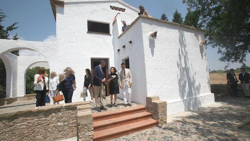 El Gobierno entra en el patronato de la Fundación Mas Miró a través de la Secretaría de Cultura
