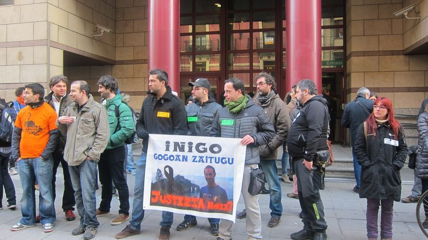 Testifica el 'armero' de la Ertzaintza de Bilbao, prueba reclamada reiteradamente por Goirizelaia