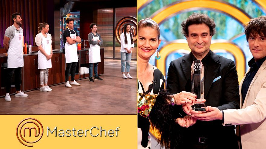 'MasterChef 8' llega a su gran final en La 1 de TVE