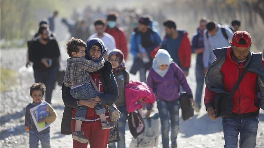 La Justicia en EE.UU. rechaza la solicitud de Texas para bloquear los refugiados sirios