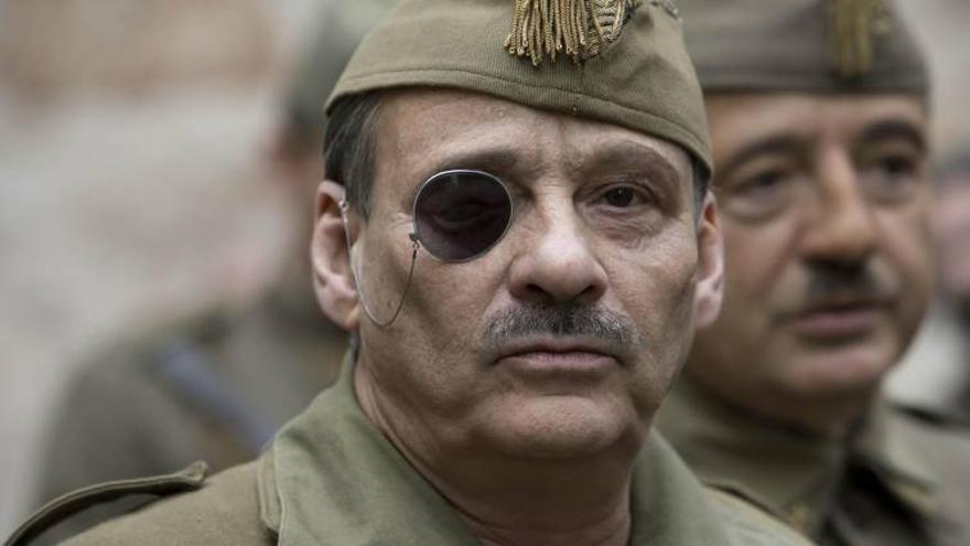 Eduard Fernández como Millán Astray