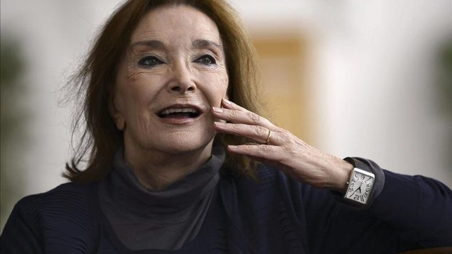 Nuria Espert, doctora honoris causa por la Universidad Complutense de Madrid