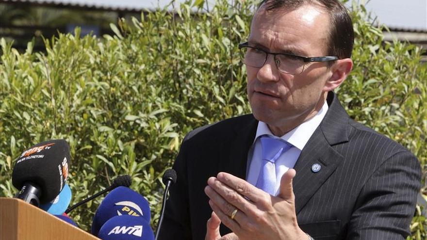 EE.UU. aplaude la reanudación de las negociaciones de paz en Chipre