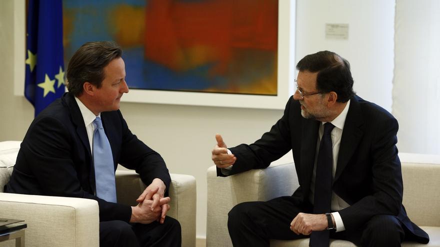 Un emisario de Cameron viajará a Madrid la semana próxima para preparar reunión con Rajoy sobre reforma de la UE