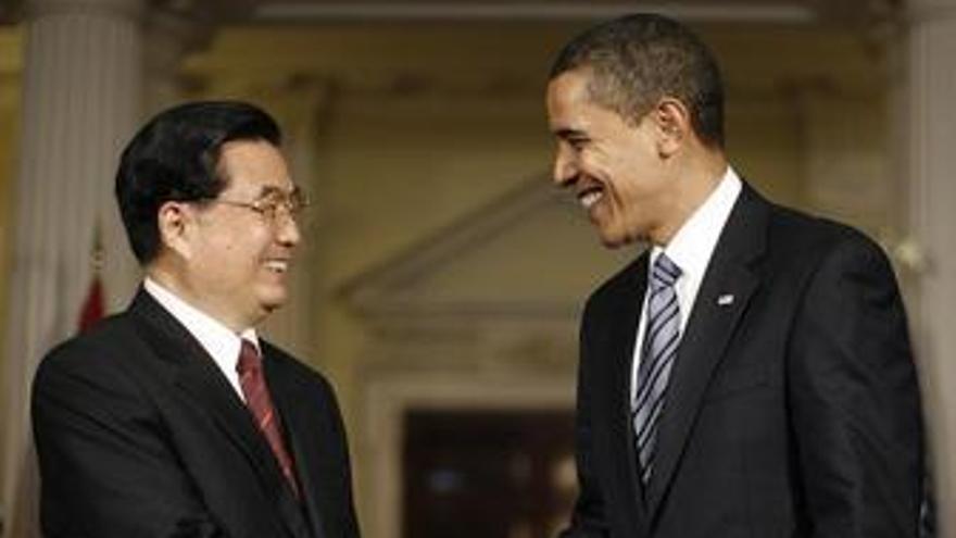 Barack Obama invita a Hu Jintao a reunirse