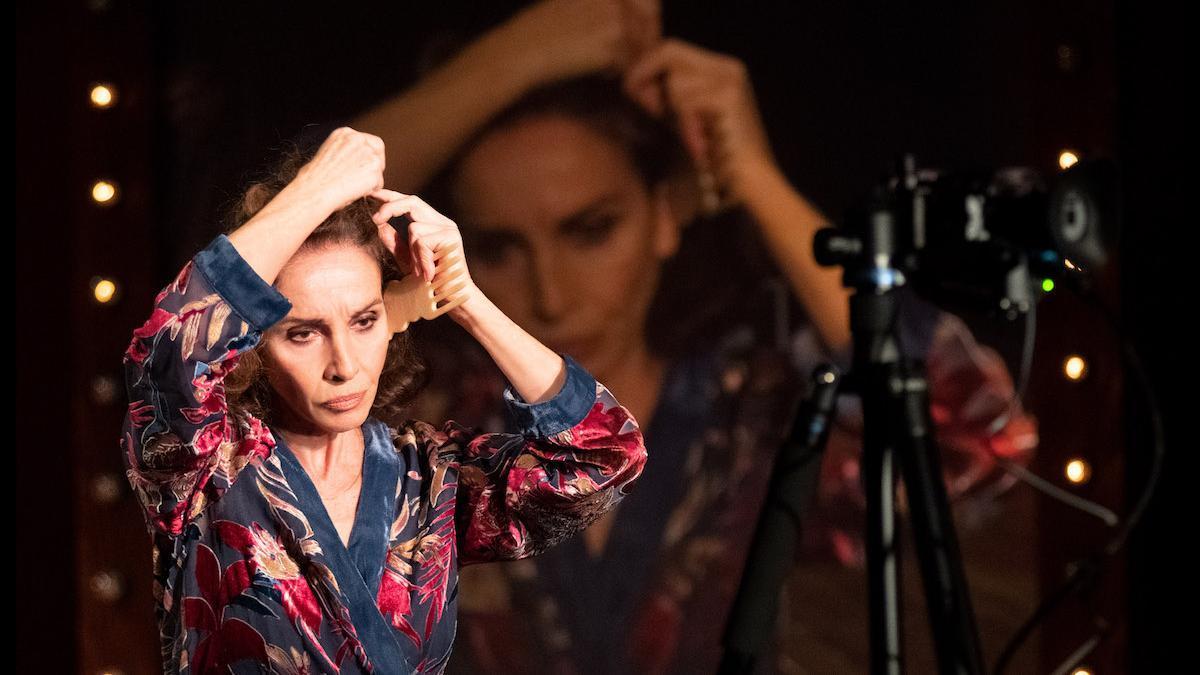 Ana Belén en 'Eva contra Eva'