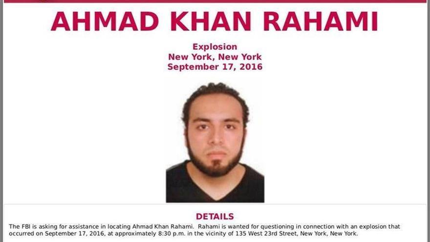 Detienen al sospechoso de los ataques en Nueva York y Nueva Jersey