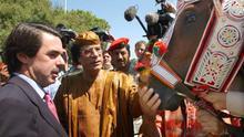 La amistad de Gadafi era el mejor aval para hacer negocios en Libia