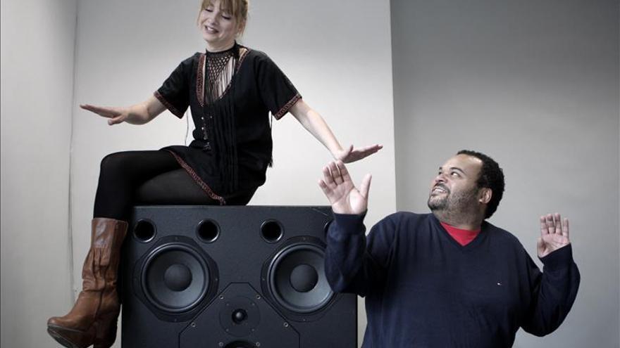 """Primer disco en 7 años de Najwajean, el dúo de """"Zulema y el del Hormiguero"""""""