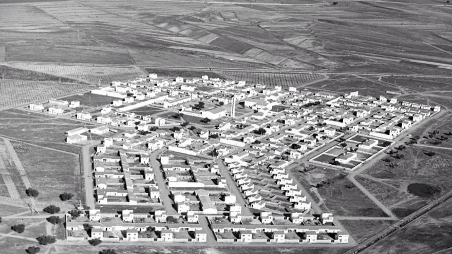 Imagen de archivo de los primeros años de Vivares
