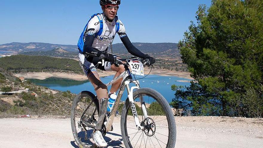 Dani Molina, triatleta. Foto: Dani Molina.
