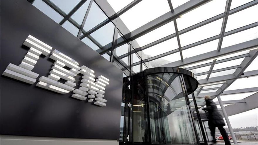 IBM logra beneficios récord en 2012 y su cotización se dispara