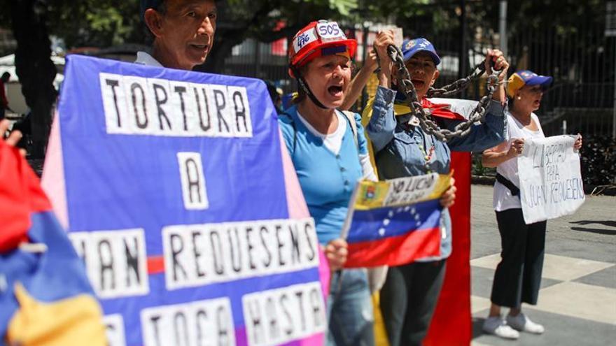 """EE.UU. considera """"ilegal"""" el arresto de un diputado opositor por el atentado a Maduro"""