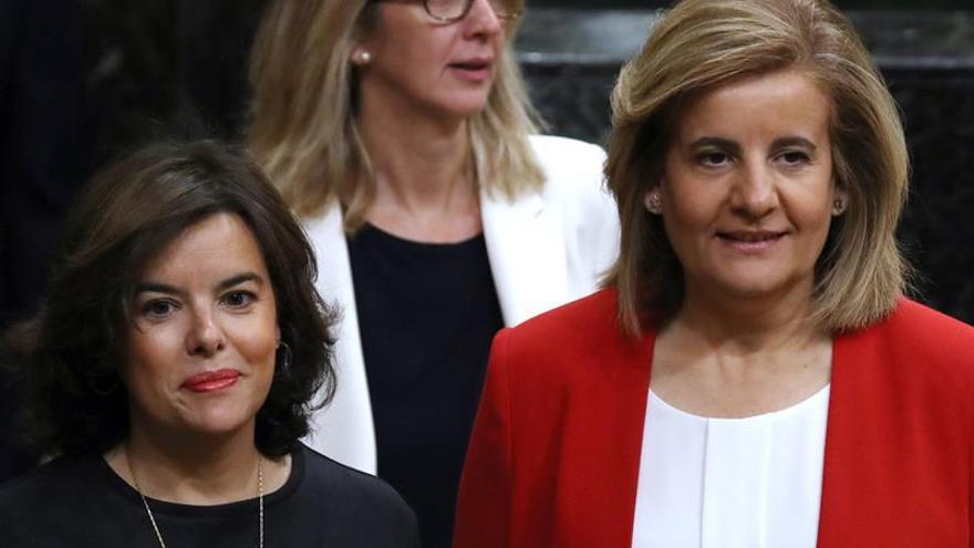 S.Santamaría: Lo primero con lo que va a acabar el referéndum es con el Govern