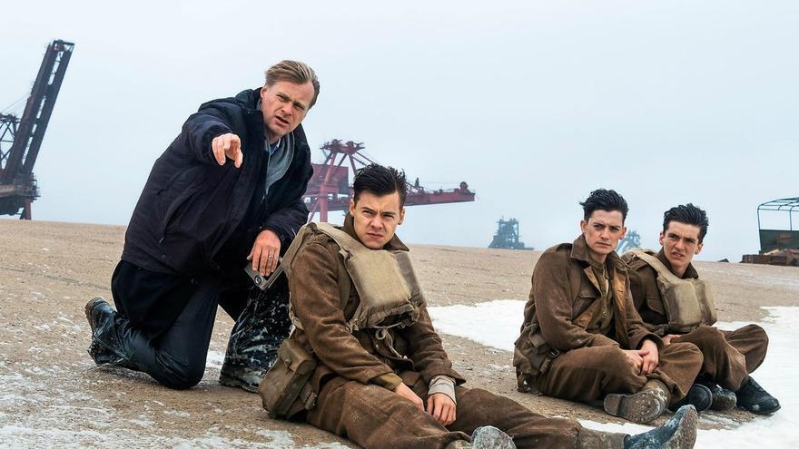 """""""La tierra"""" en Dunkerque, de Christopher Nolan"""