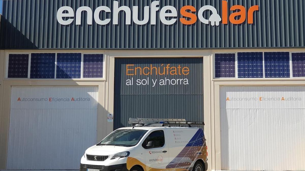 Instalaciones de Enchufesolar.