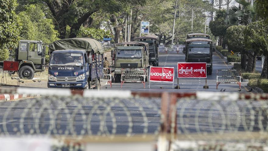 El gobierno electo birmano acuerda con un grupo rebelde combatir al Ejército