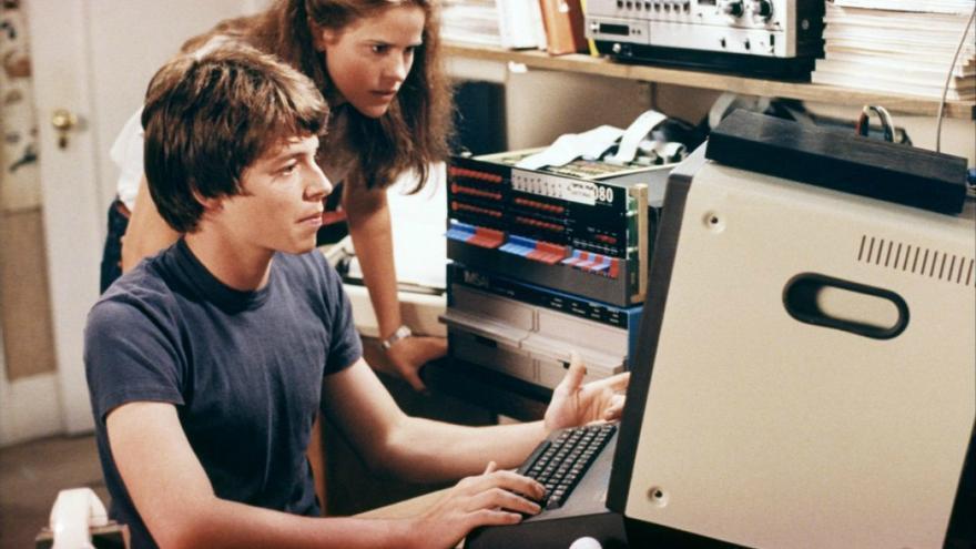 Fotograma de 'War Games', película de 1983 sobre el pirateo de sistemas informáticos