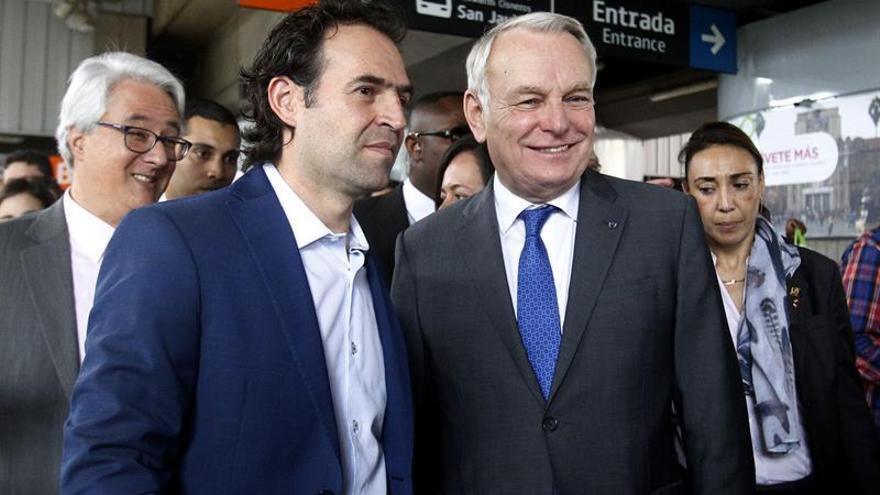 Francia dice que el transporte de Medellín está a la vanguardia en América