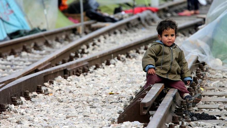 El Gobierno griego envía autocares a Idomeni para traslados voluntarios
