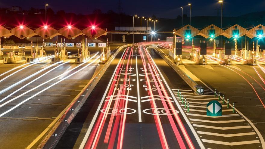 Peaje de autopista