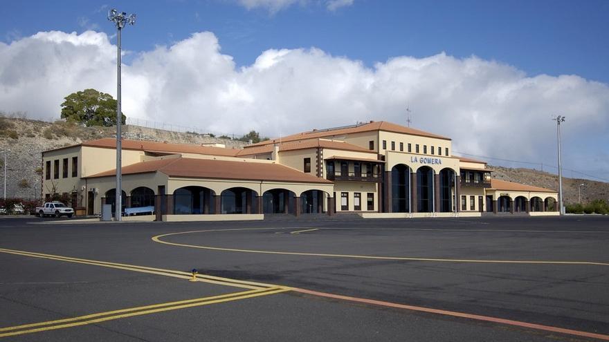 Aeropuerto de La Gomera / AENA