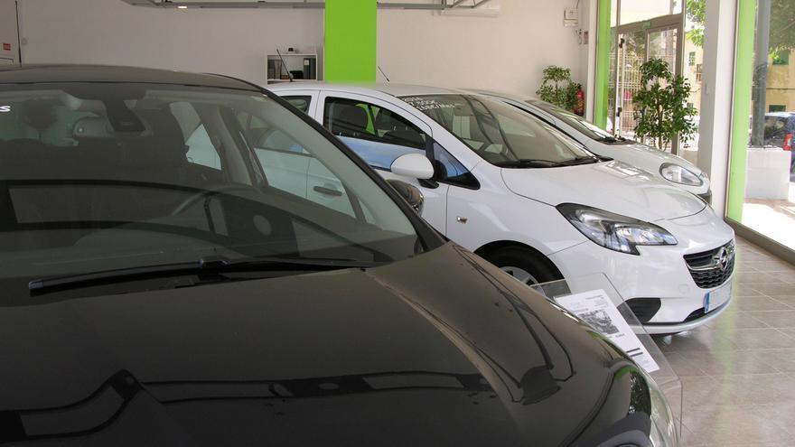 Las matriculaciones de vehículos suben un 18,8 % entre enero y abril