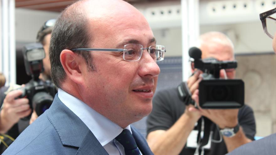Pedro Antonio Sánchez tendrá que acudir a los juzgados de la calle Corregidor de Lorca / PSS