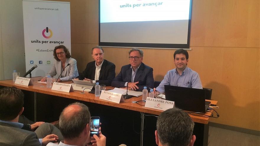"""El nuevo partido cercano a Duran quiere """"implicación desacomplejada en la política española"""""""