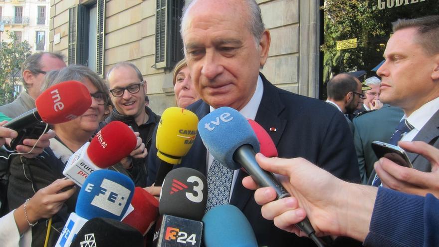 Ministro interior espa a solo intervendr a en siria con for Ministros interior espana