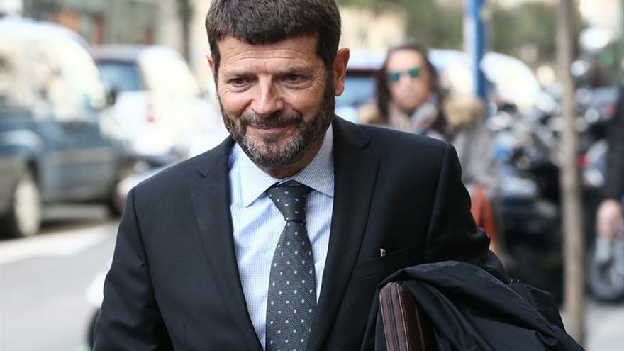 El director de los Mossos que dimitió antes del 1-O, en el juicio del procés