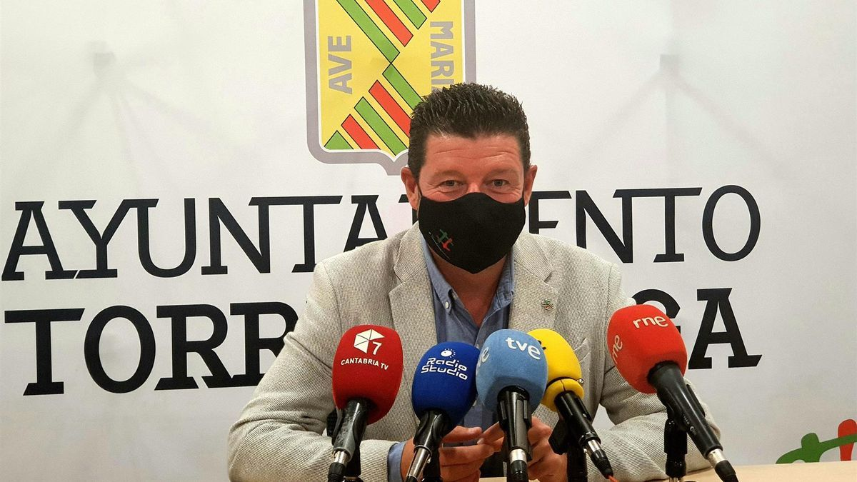 Jesús Sánchez, concejal de Dinamización de Torrelavega.