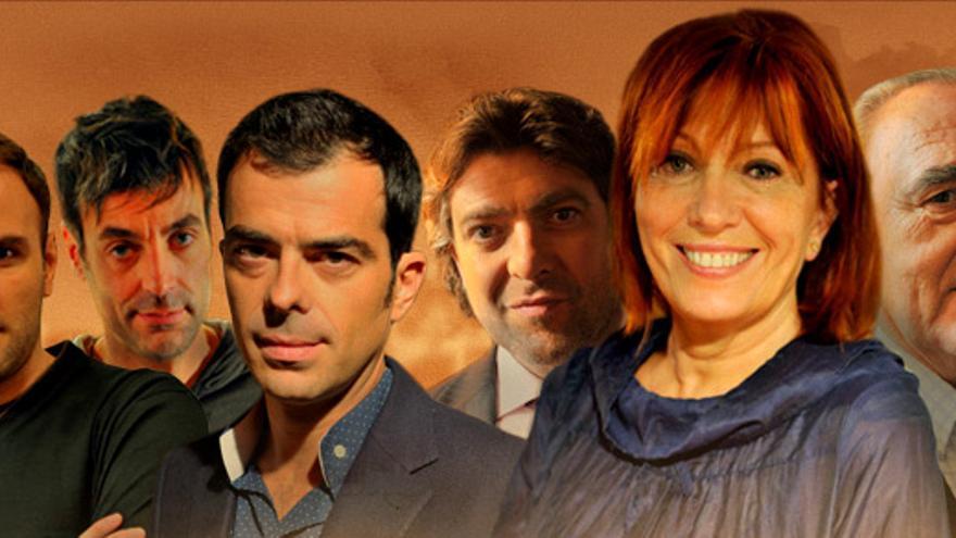 """""""La Riera"""" de TV3, única que doblega a """"Amar en tiempos revueltos"""" en La 1"""