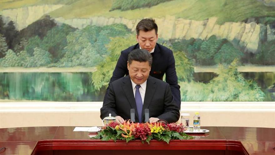 Xi asegura que China está dispuesta a recuperar la relación con Corea del Sur
