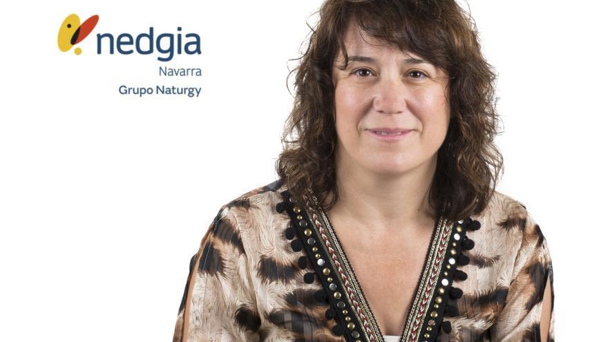 Celestina López, nueva directora de Nedgia Navarra.