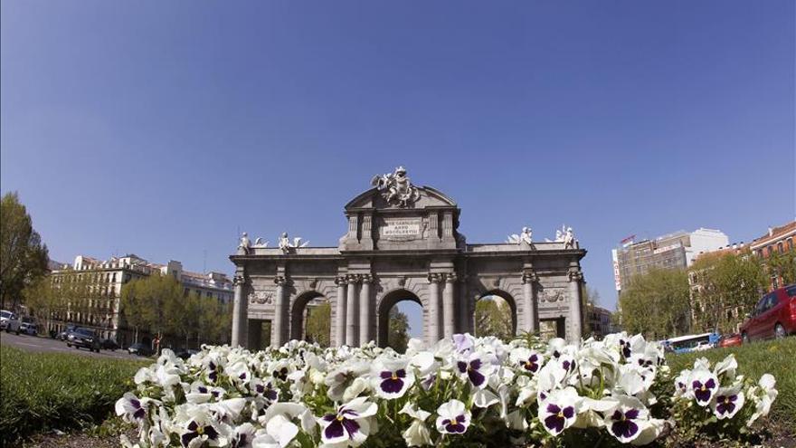 Los turistas españoles prefieren Andalucía, Madrid y la Comunidad Valenciana
