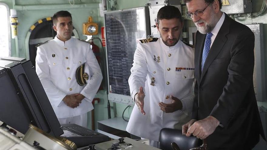España luchará con intensidad en el plan contra la trata de inmigrantes en Libia