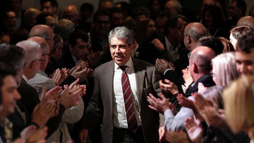 """Homs hace un balance positivo y avisa: """"No estamos ni muertos ni enterrados"""""""